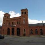 Stacja kolejowa w Świebodzicach 9