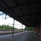 Stacja kolejowa w Świebodzicach - peron 1