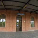 Stacja kolejowa w Świebodzicach - peron 3