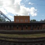 Stacja kolejowa w Świebodzicach - peron 5
