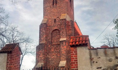 Kościół św. Jadwigi w Jerzmanowie we Wrocławiu